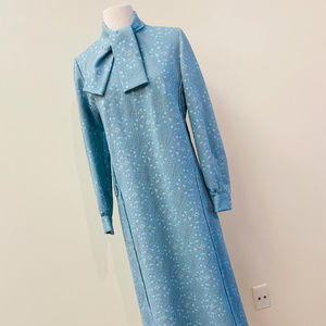 vintage 1960s shift dress